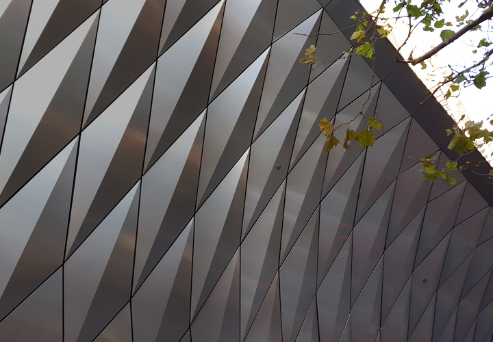 architectural wall cladding for outdoor and indoor